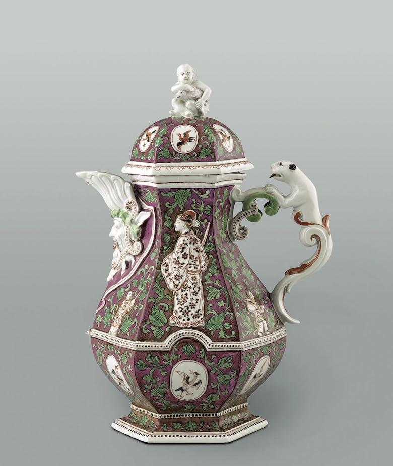 La collezione dei Principi del Liechtenstein in mostra a 'Fragili tesori dei Principi. Le vie della porcellana tra Vienna e Firenze'