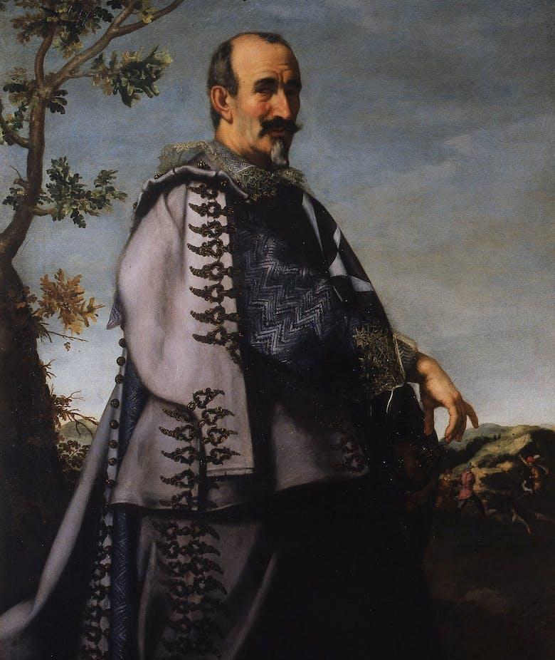 Portrait of Ainolfo de Bardi