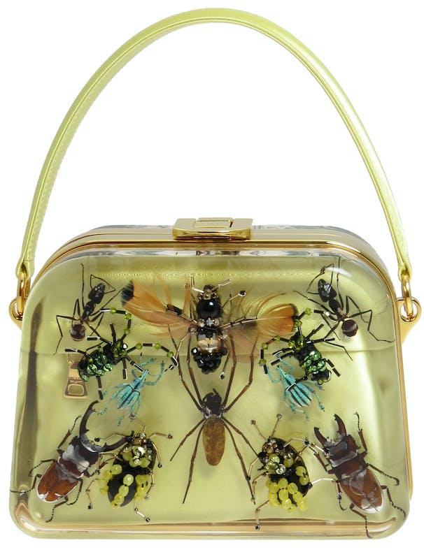 """Animalia Fashion"" Prada Borsa Entomology Collezione privata"