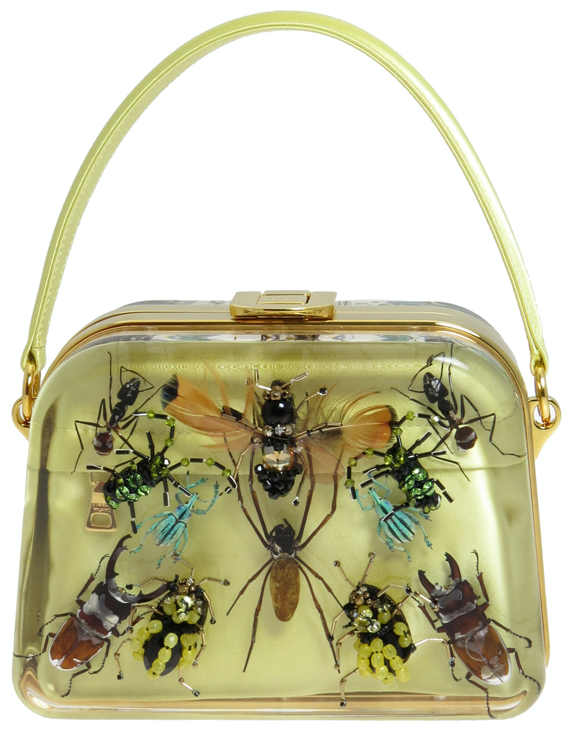 """Animalia Fashion"" Prada Borsa Entomology Collezione privata"