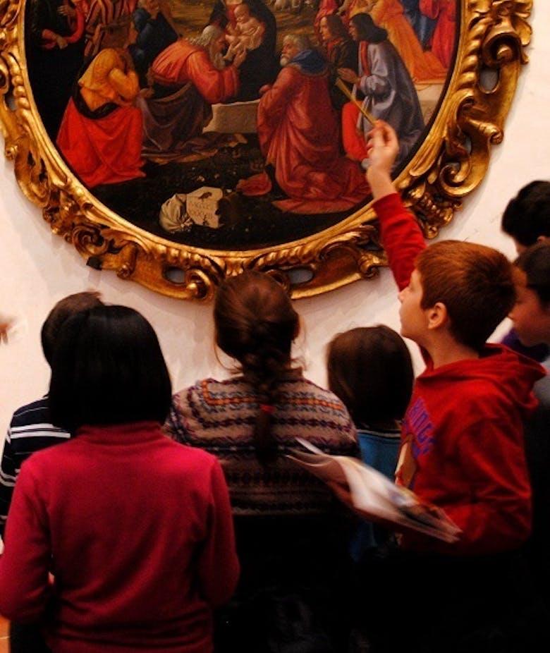 Riaprono le prenotazioni per i percorsi di Famiglie al Museo!