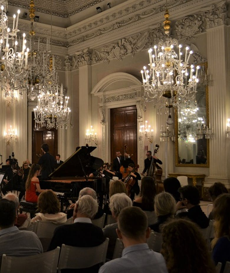 "Concerto di Natale e presentazione del CD  ""From Florence to Europe"""