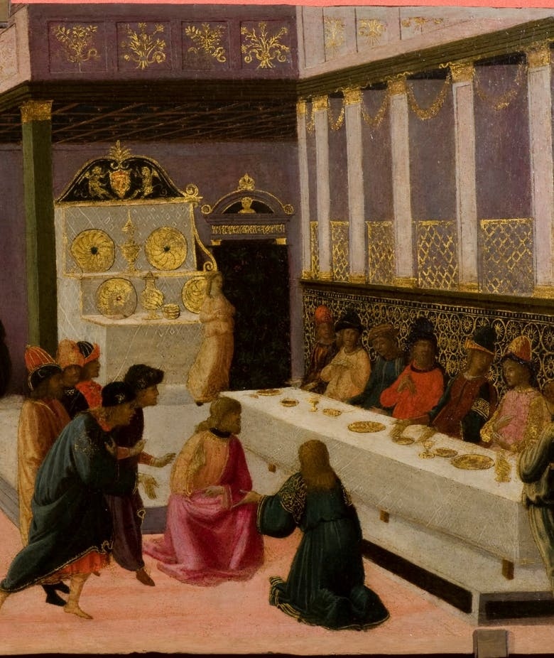 The Banquet of Vashti