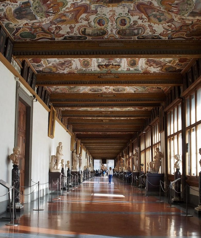 Special opening of the Uffizi on December 24 and 31, 2018