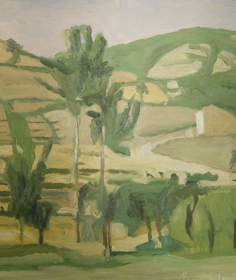 Landscape at Grizzana