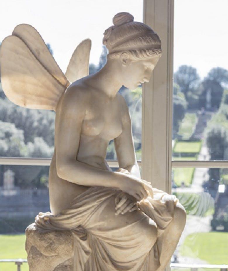 Una donazione e due importanti opere presto restaurate a Palazzo Pitti