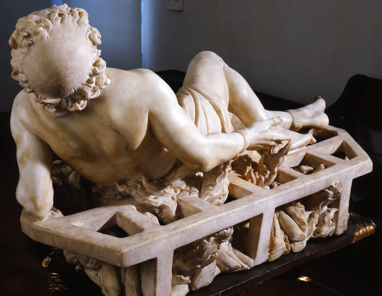 Lo Stile Di Bernini.San Lorenzo Di Gian Lorenzo Bernini Opere Le Gallerie Degli Uffizi
