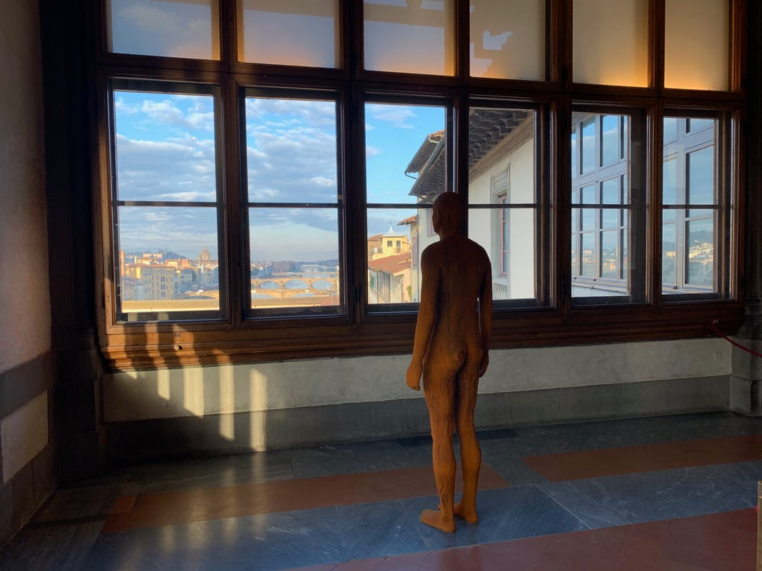 Antony Gormley Another Time