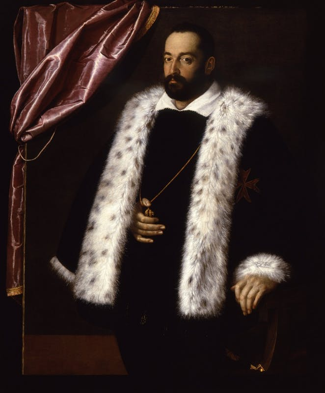 Francesco I de'Medici - Scipione Pulzone