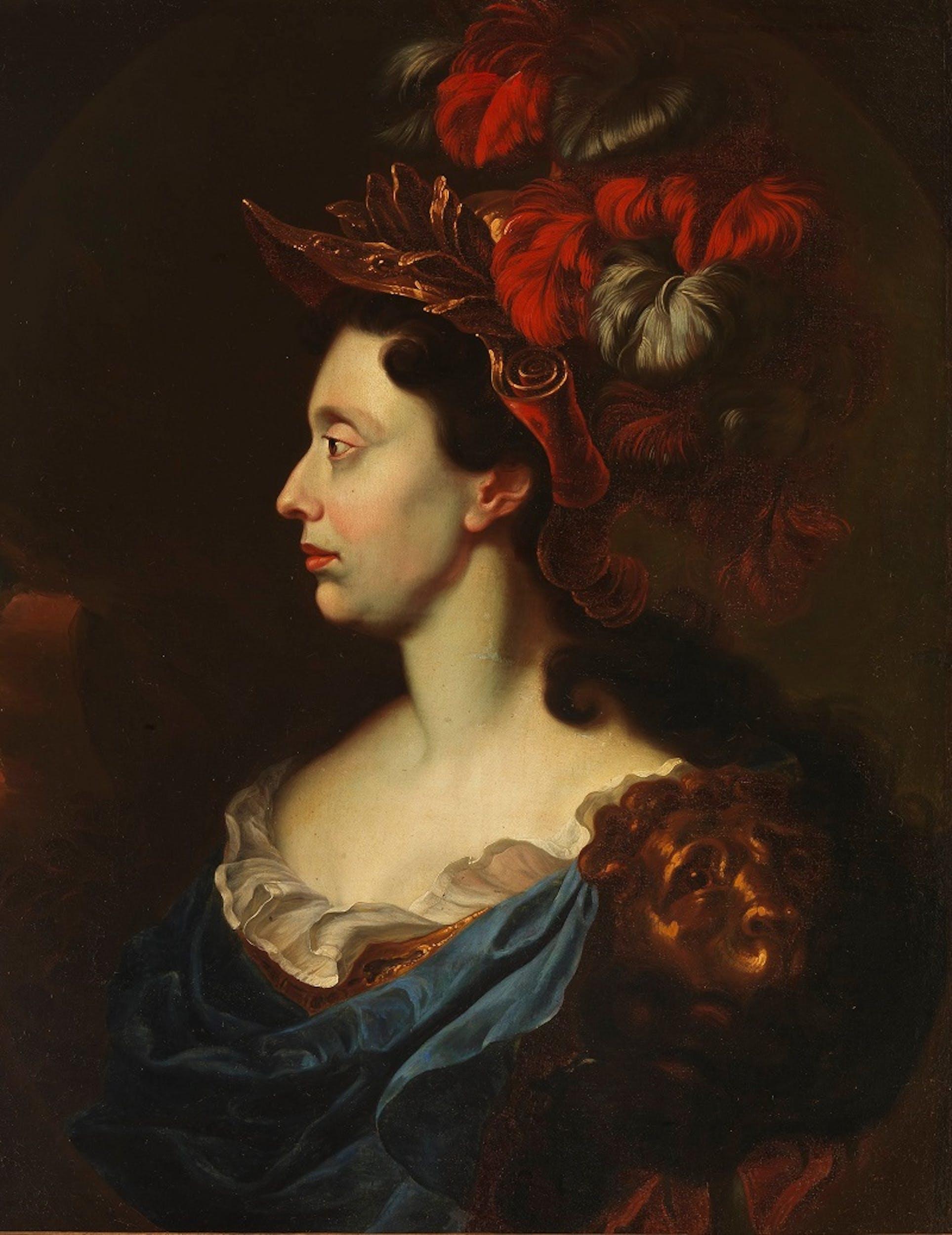 Anna Maria Luisa d'Medici - Jan Frans van Douven