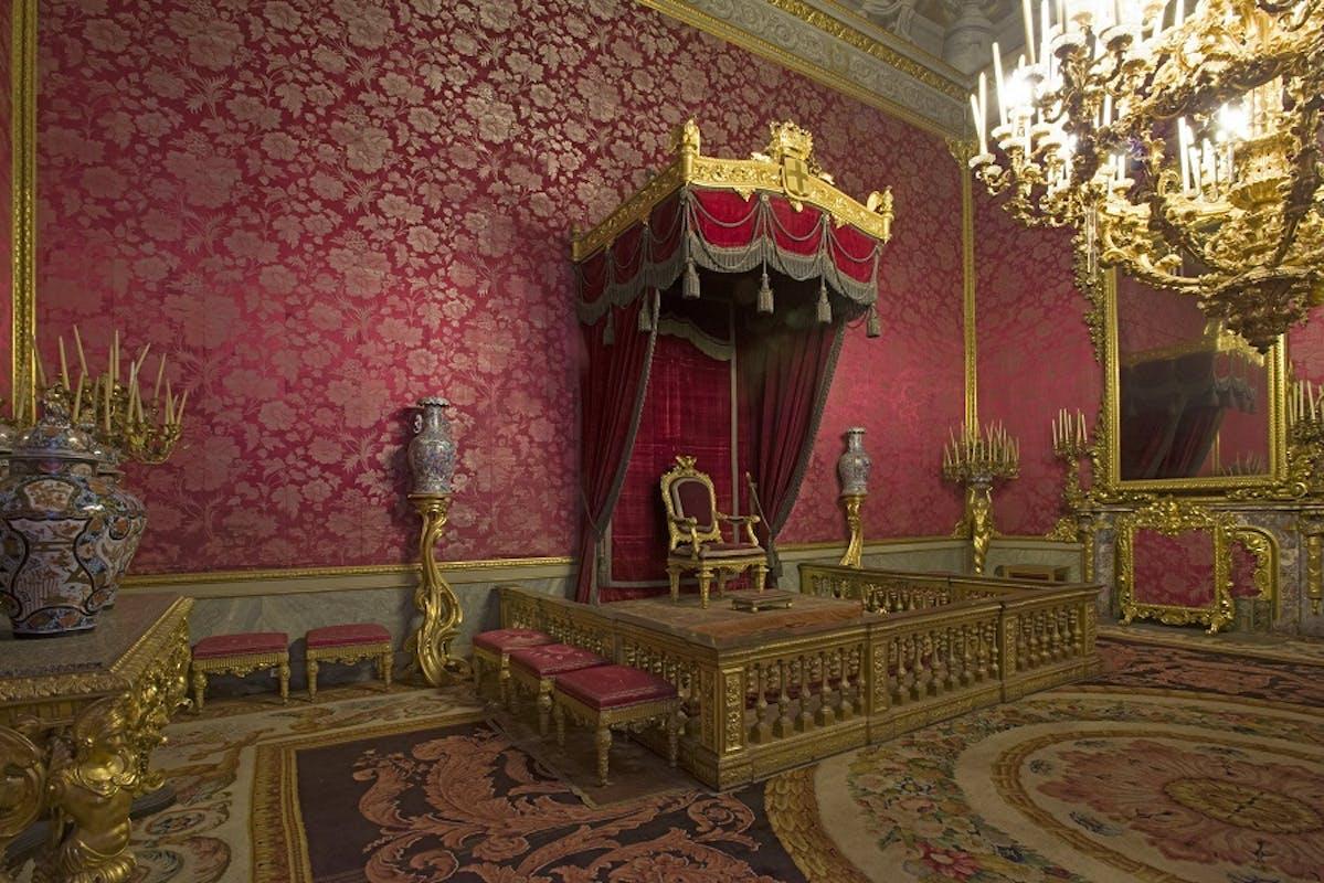 Sala del trono-Palazzo Pitti