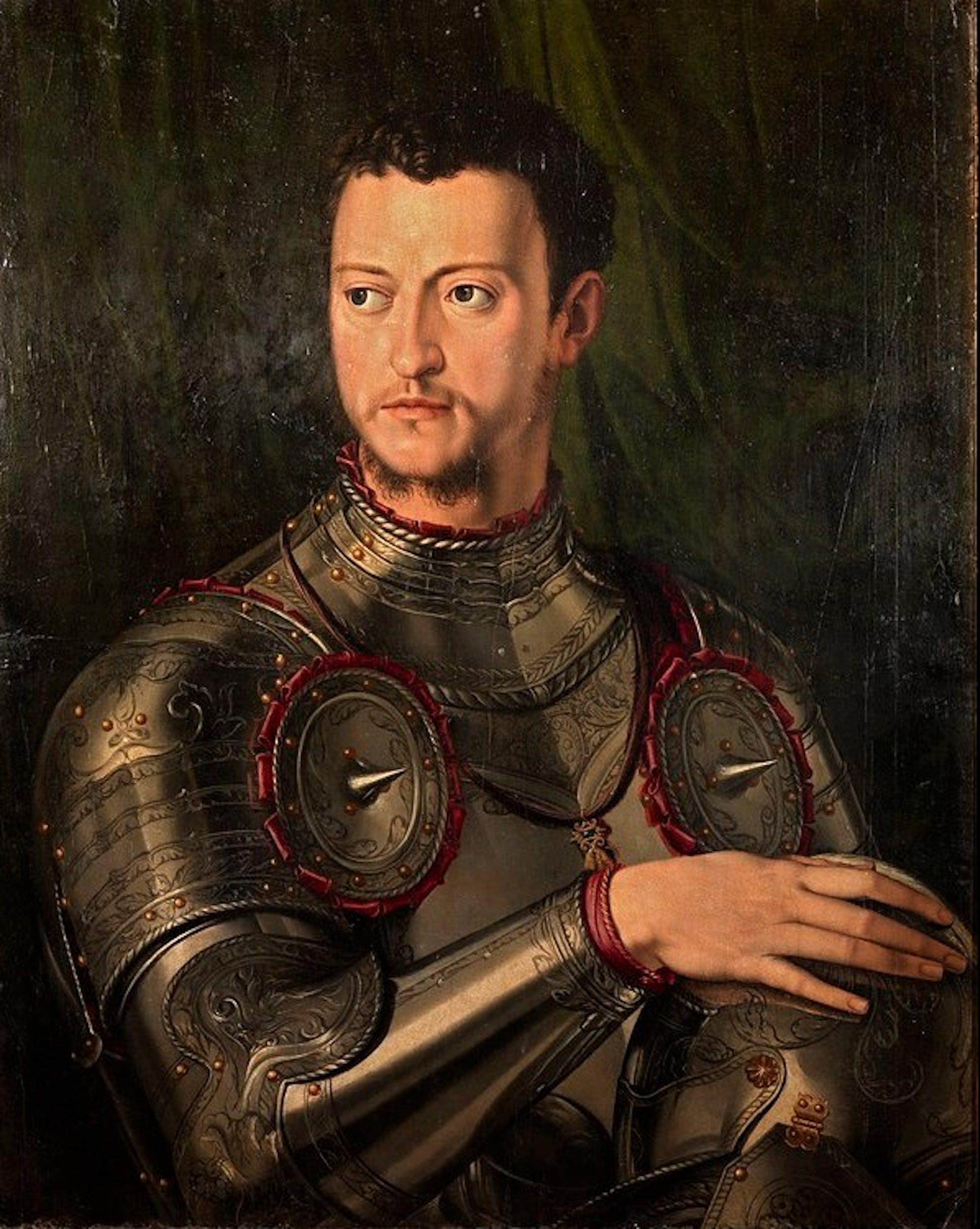 Cosimo I de'Medici - Bronzino