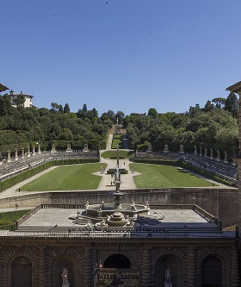 17th March at the museum: free admission to Pitti Palace and the Boboli Gardens!