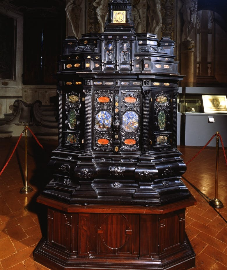Stipo d'Alemagna cabinet
