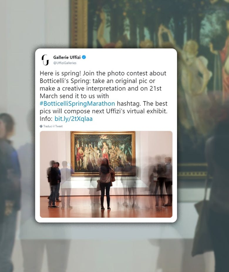 Uffizi Galleries Social Media Policy
