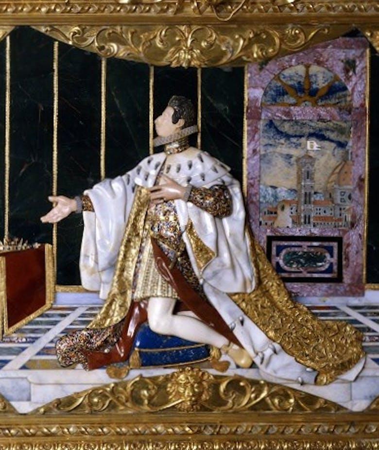 Cosimo II de' Medici's Ex-voto