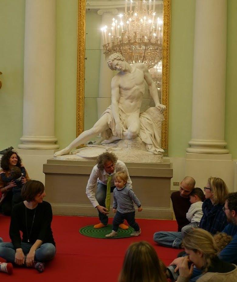 Bambini al museo... a tutta musica!