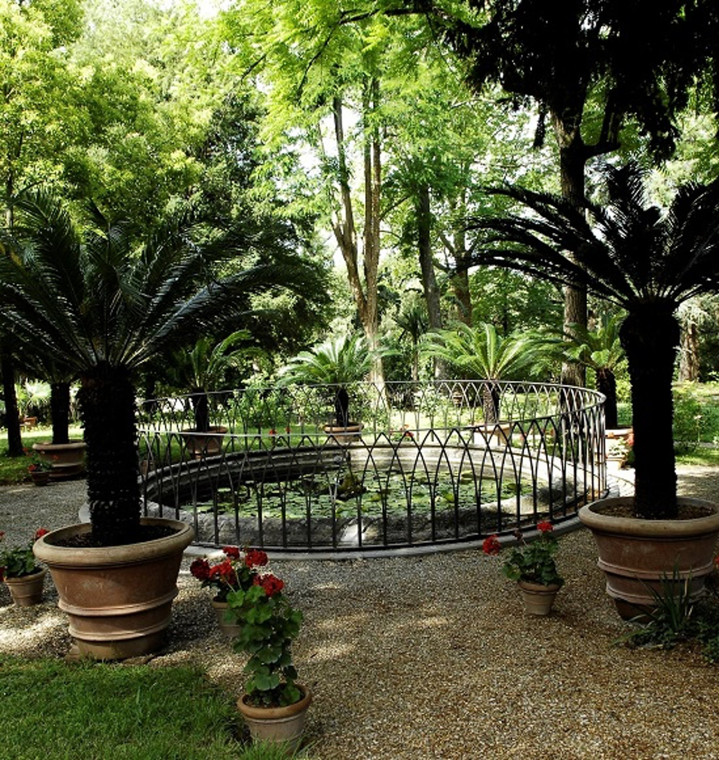 Giardino della Botanica Superiore