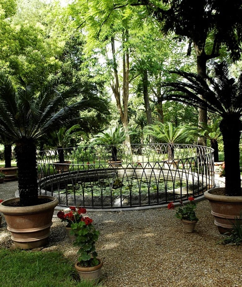 The Upper Botanical Garden (Botanica Superiore) in Boboli is regularly open to the public