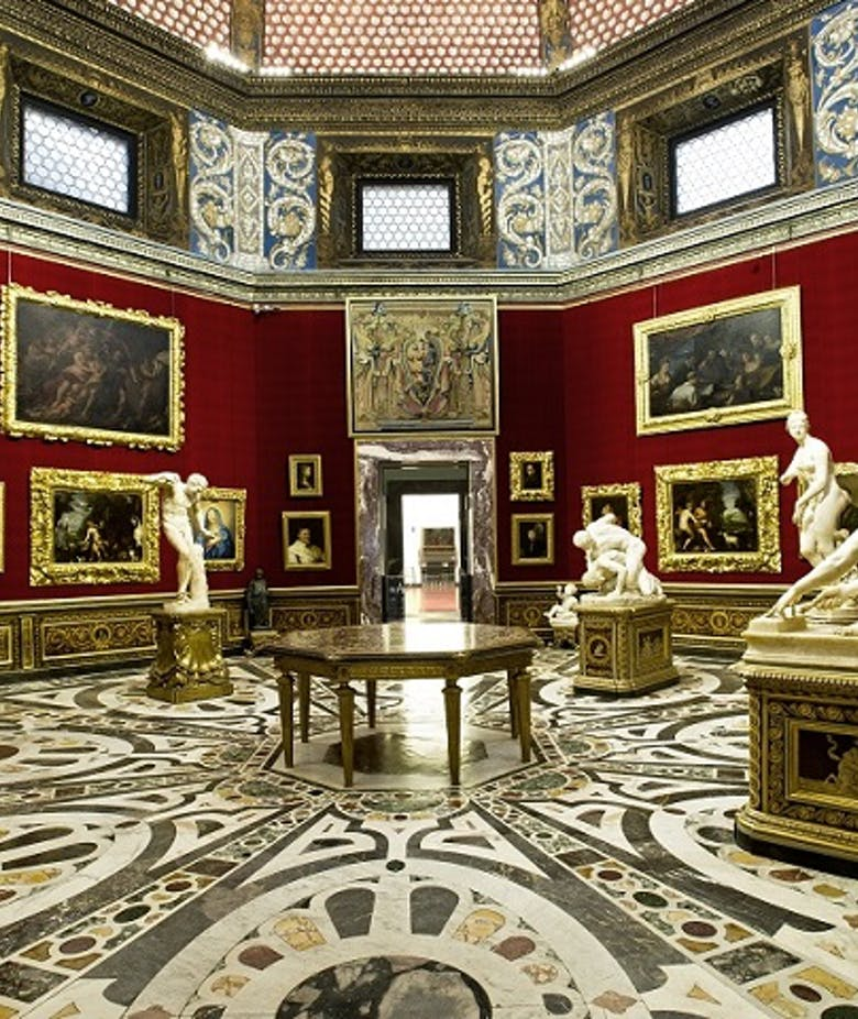 2 June free admission to the Uffizi