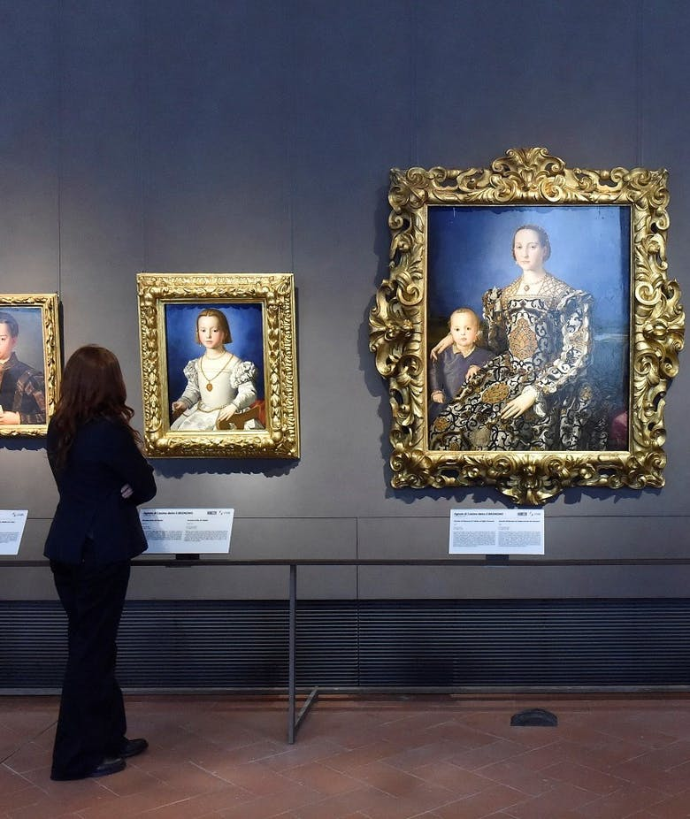 New Rooms for the 16th-century painting