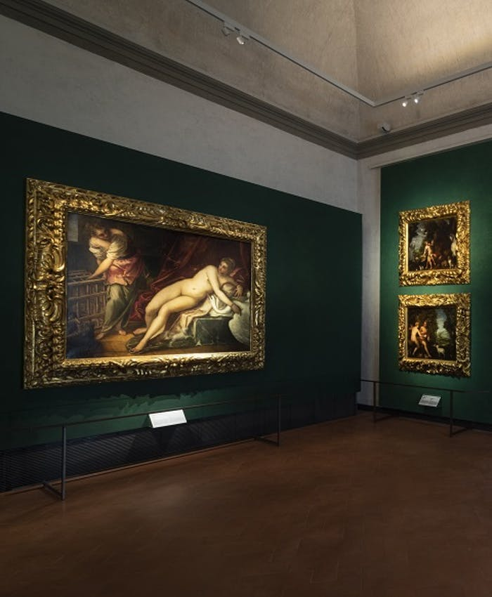 New Rooms for the 16th-century painting at the Uffizi
