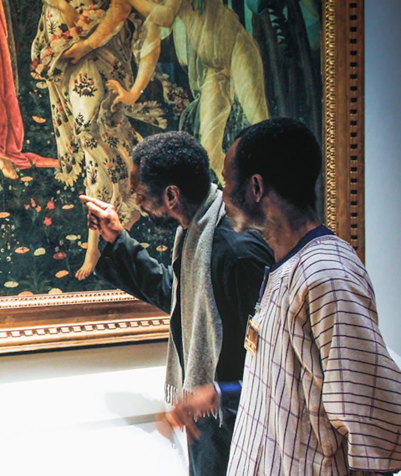 Le opere d'arte come strumento di mediazione culturale