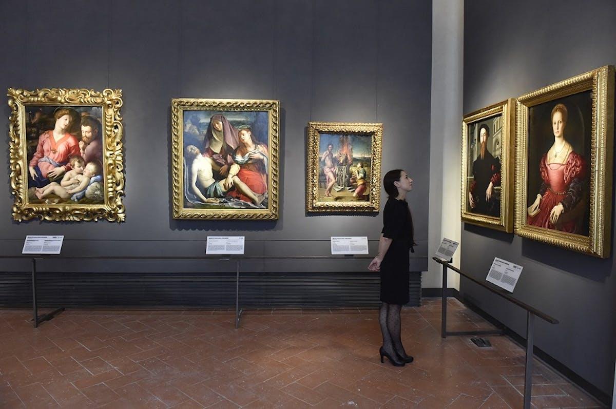 Sala di Bronzino