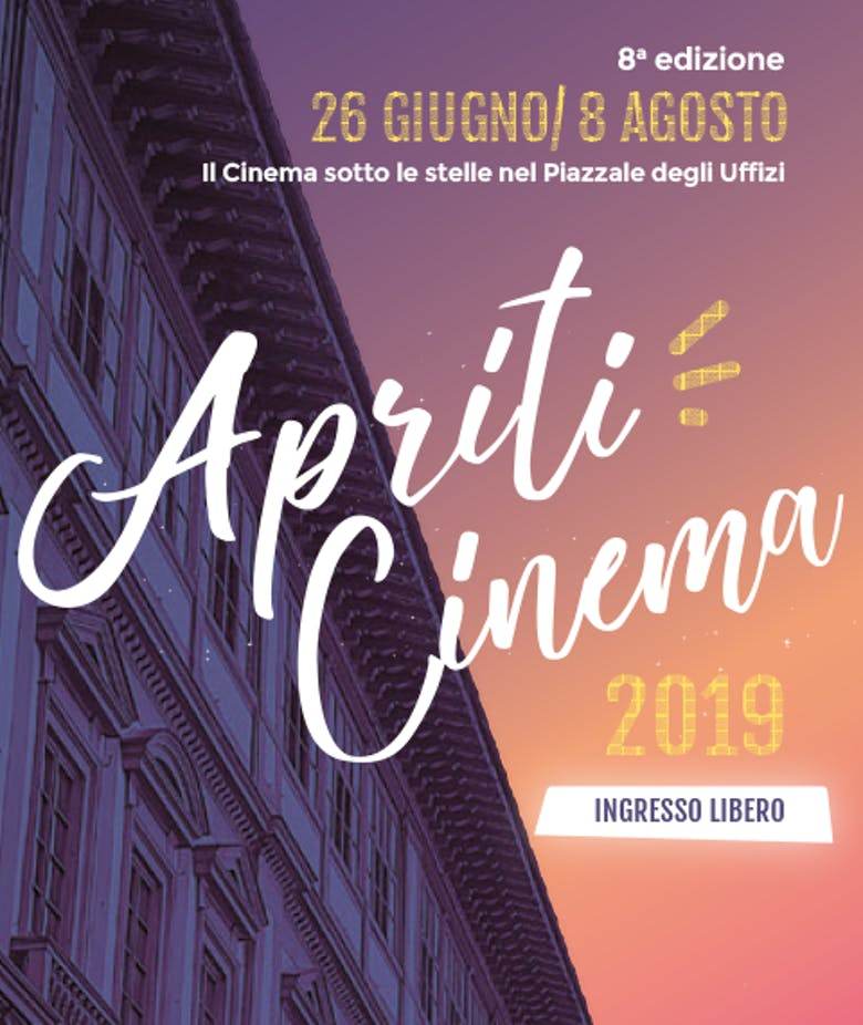 A film festival at the Uffizi for free