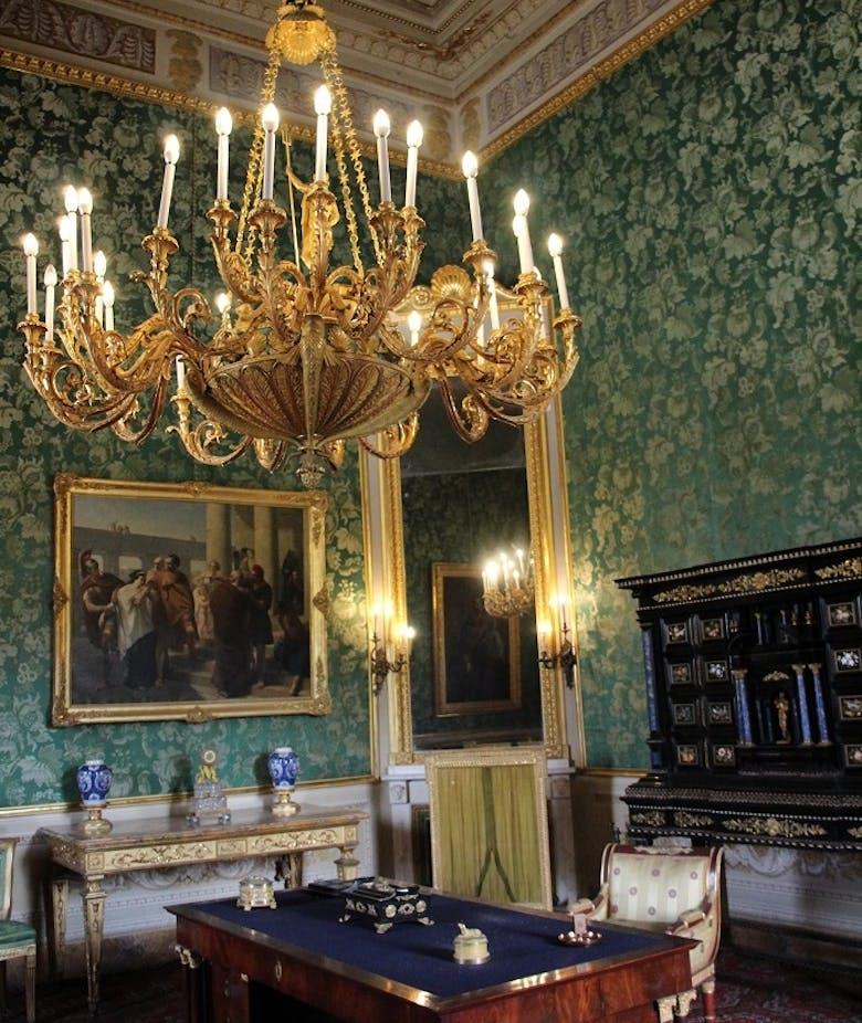 Gli Appartamenti della Duchessa d'Aosta