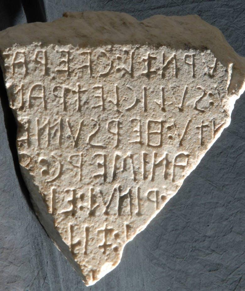 Lingua e scrittura degli Etruschi