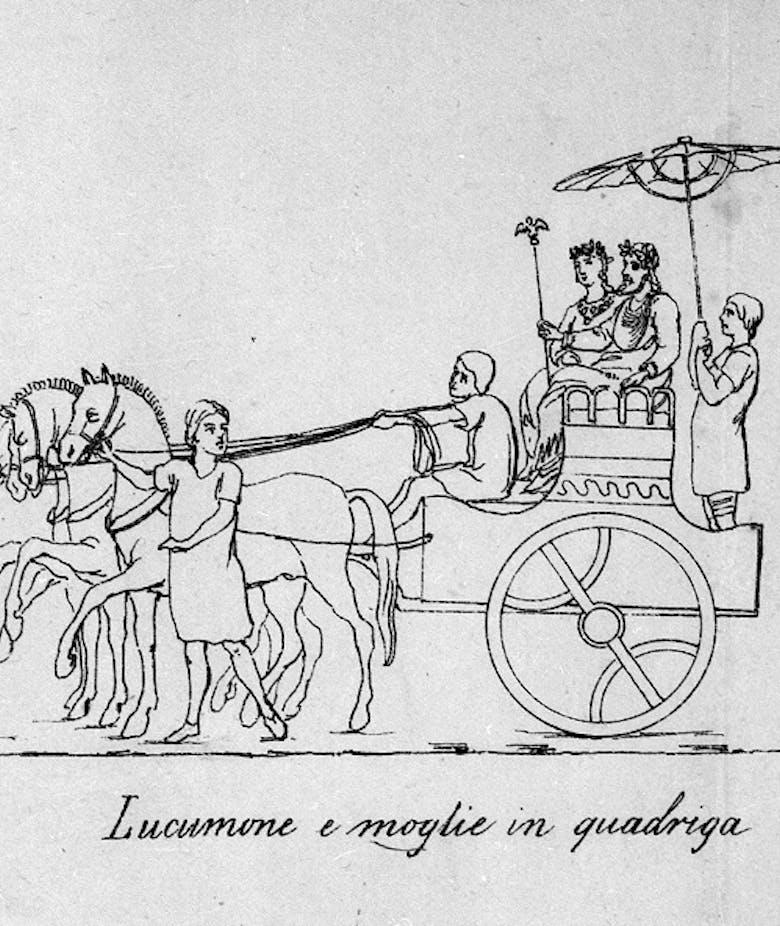 Gli Etruschi e il Risorgimento