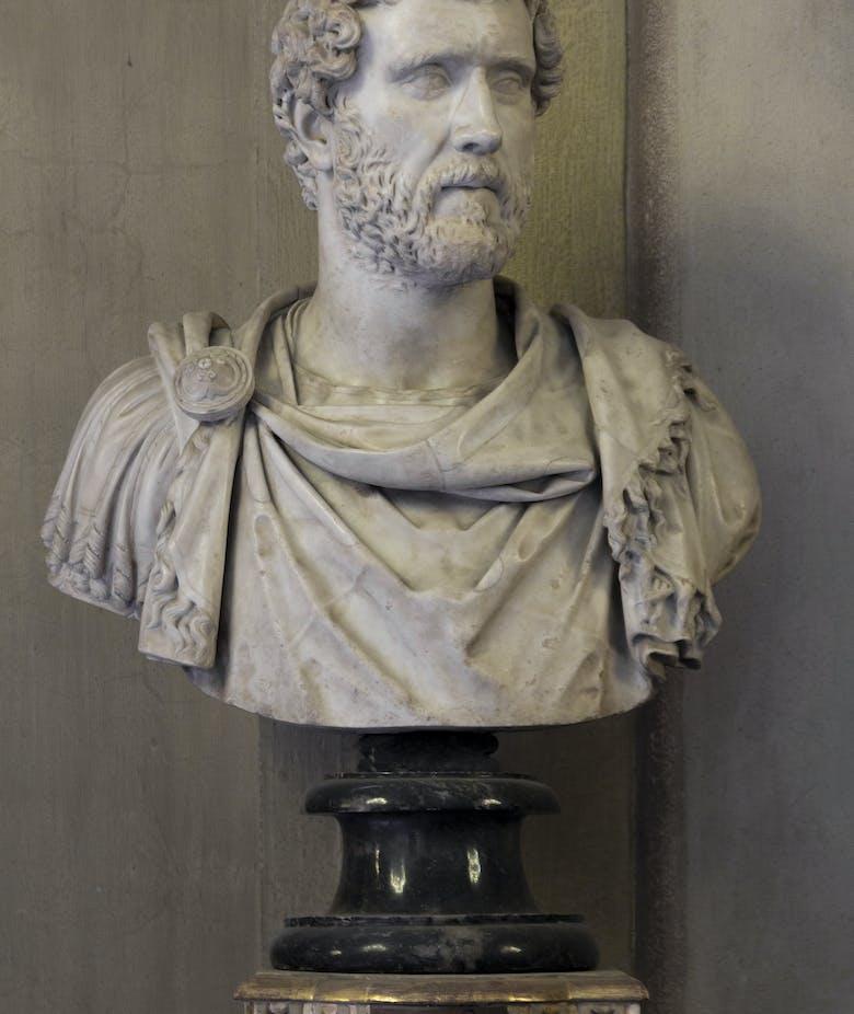 Bust of Antoninus Pius