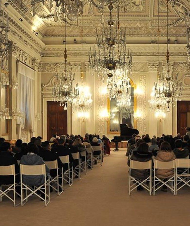 Concerti d'estate a Palazzo Pitti