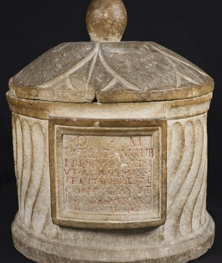 Un nuovo addetto all'officium admissionis: Titus Aelius Proculus, liberto adrianeo