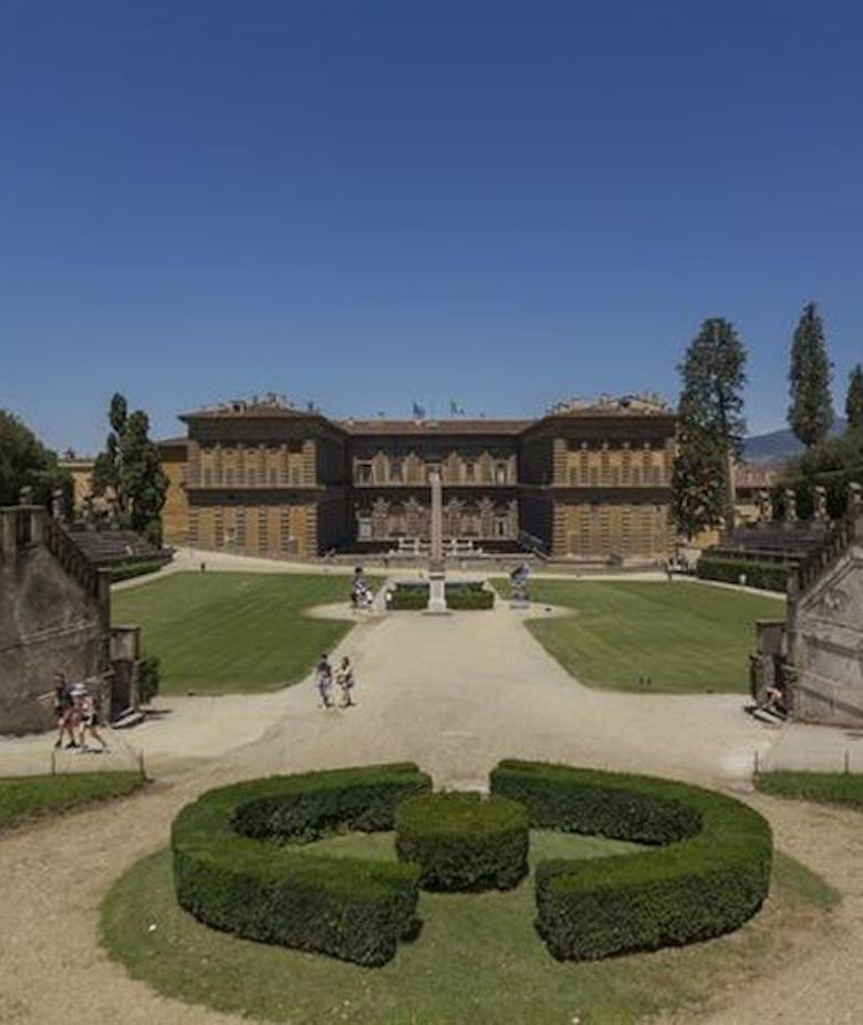 4 August free admission to Pitti Palace and Boboli Gardens!