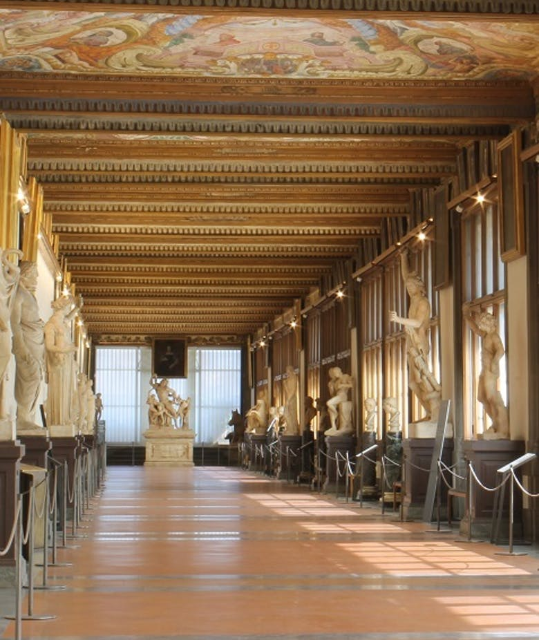 11 August free admission to the Uffizi