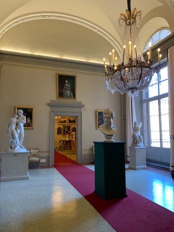 Ingresso Galleria d'arte moderna
