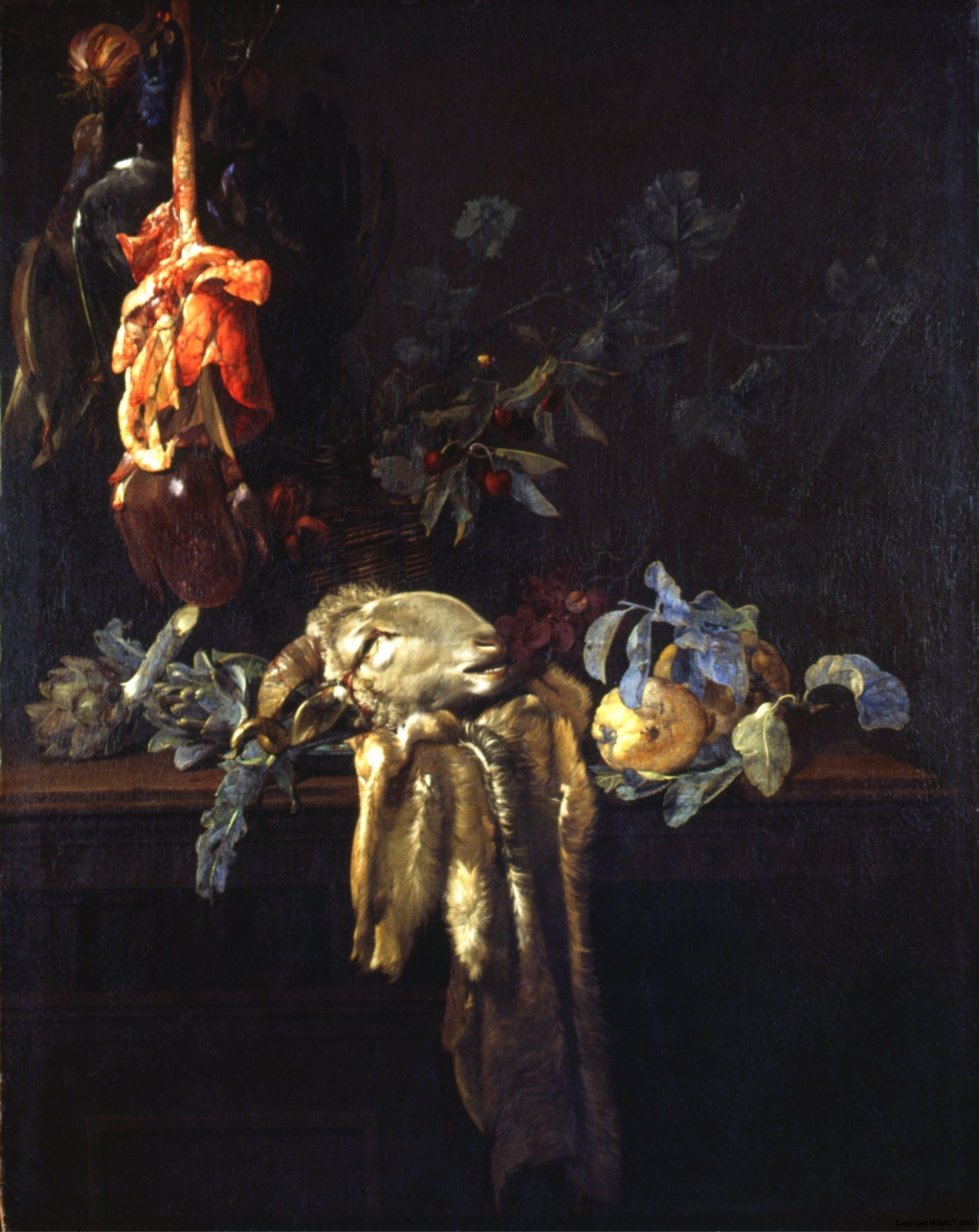 Pitture Murali Giovan Carlo Dei Medici  semarang 2021