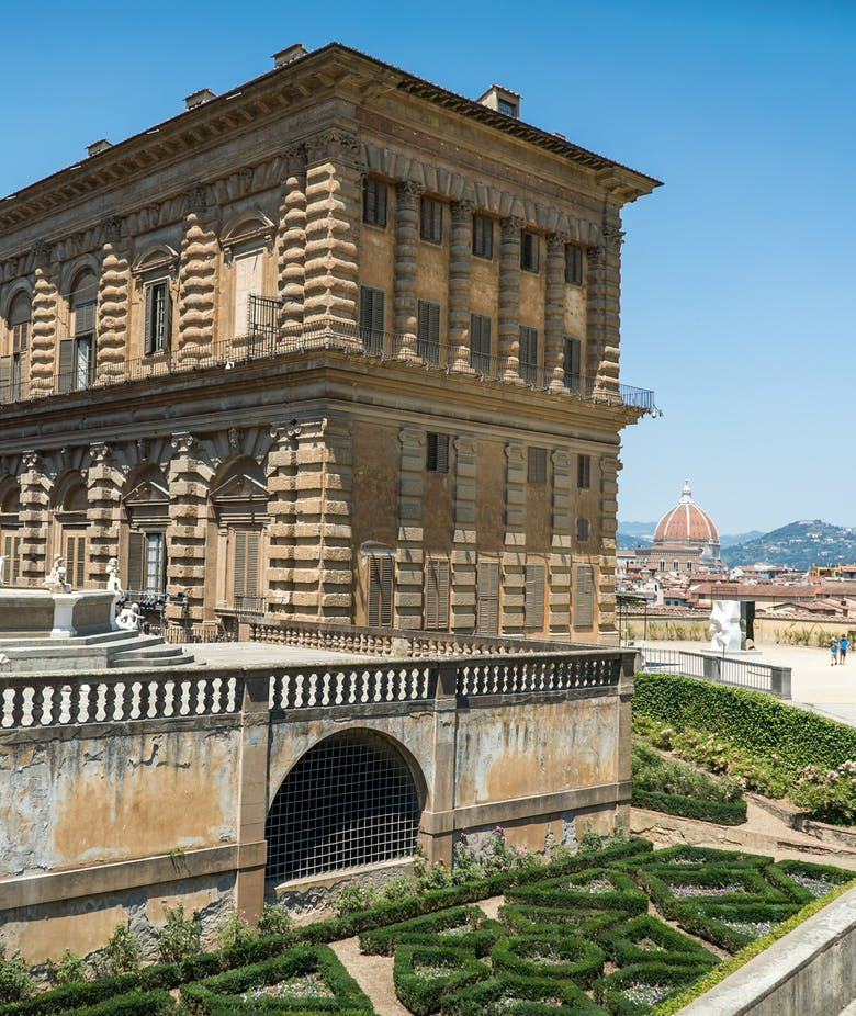 On Tuesday 27th August free admission to Pitti Palace and the Boboli Gardens