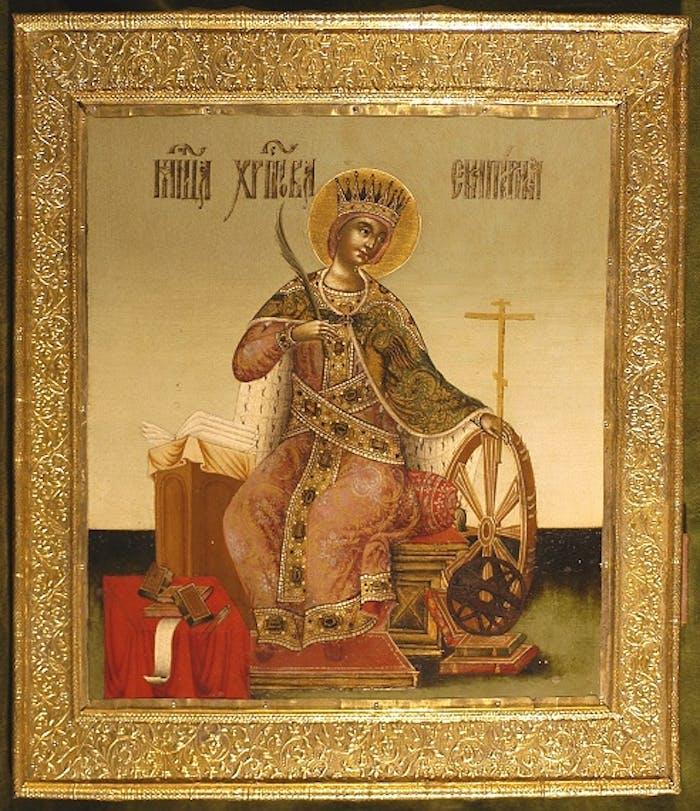 A Palazzo Pitti le sale con la collezione delle icone russe