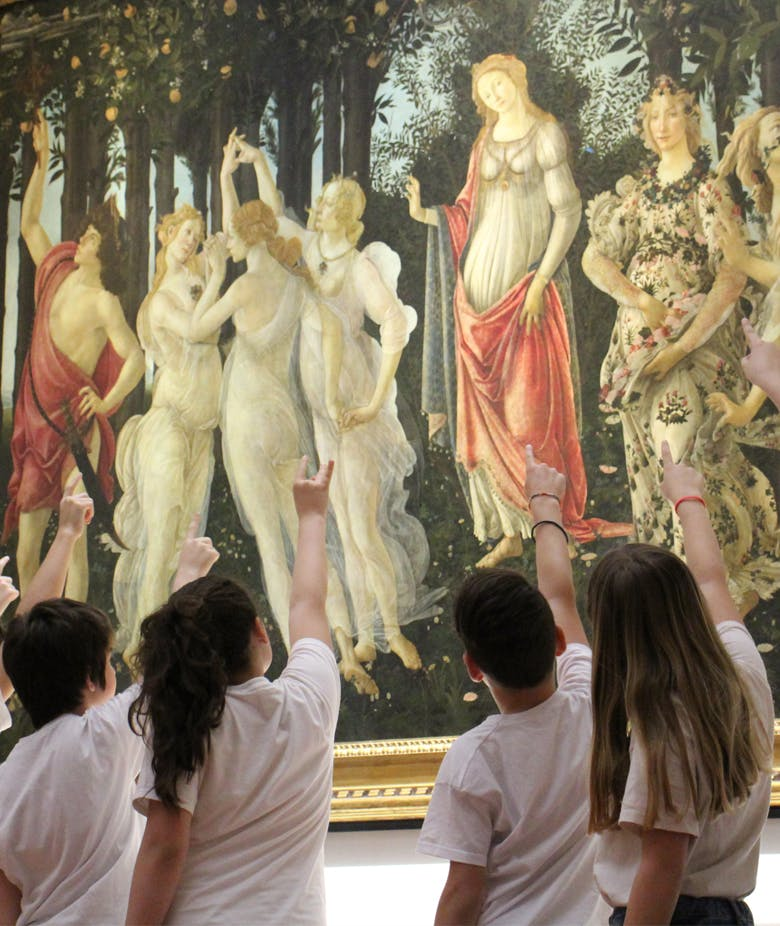 Gallerie degli Uffizi - Offerta formativa 2019/2020