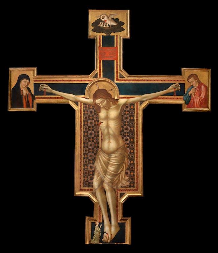Il ritorno del Cristo crocifisso di San Pier Scheraggio agli Uffizi
