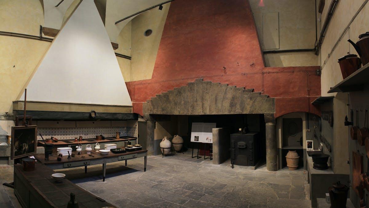 Palazzo Pitti, Cucina Granducale