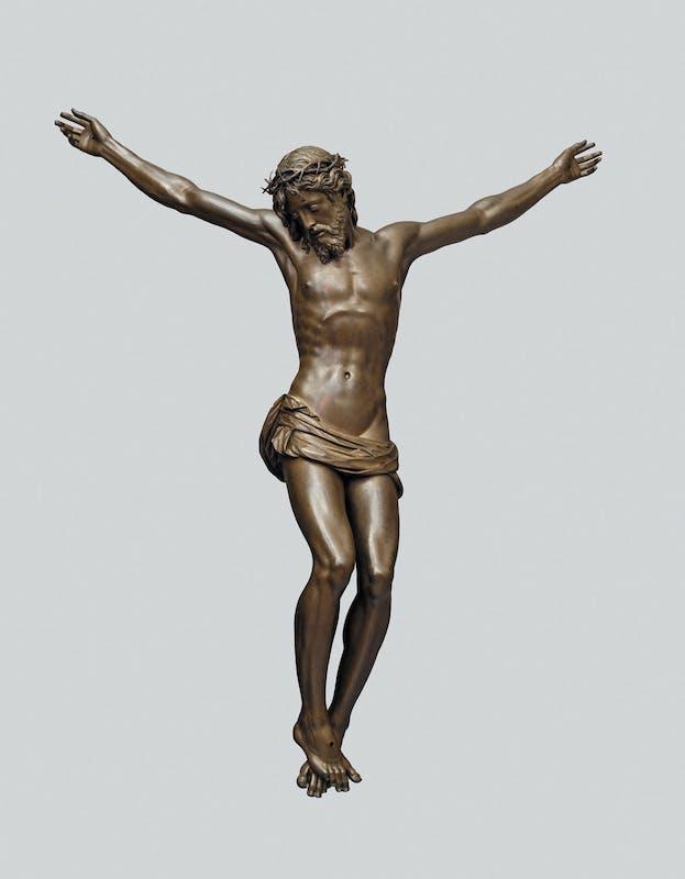 Giambologna Crocifisso 1598 bronzo Basilica della Santissima Annunziata, Firenze Fig. 4 Giambologna Crucifix 1598 bronze Basilica della Santissima Annunziata, Florence