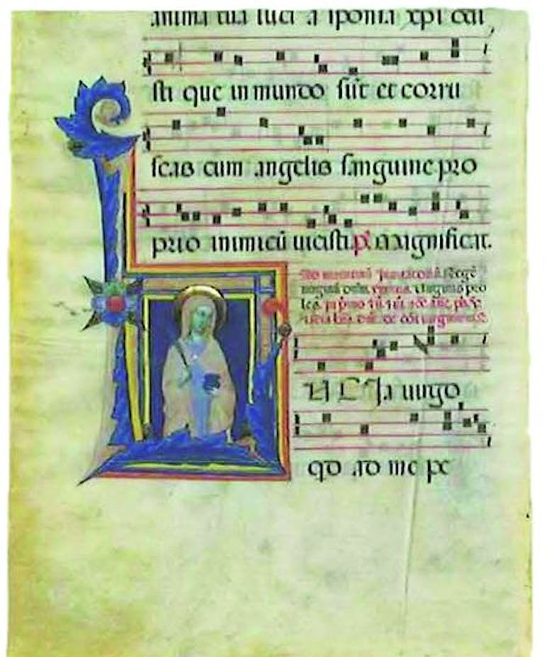 Stories of Painted Pages. Manuscripts and Illuminations Recovered by the Florentine Cultural Heritage Protection Unit