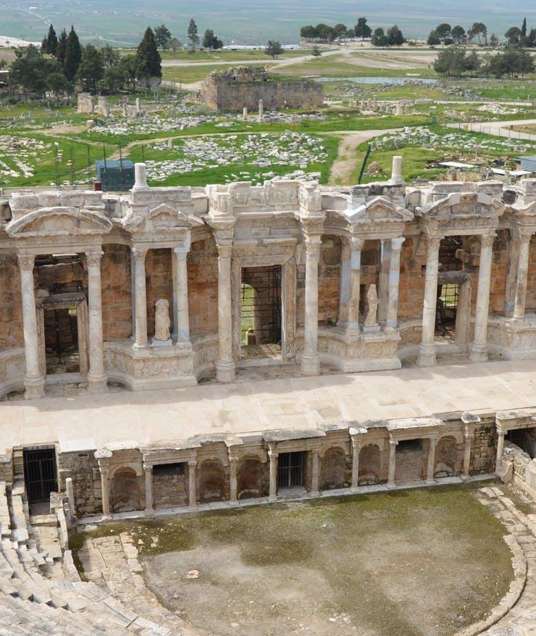 Hierapolis, Signora delle Ninfe