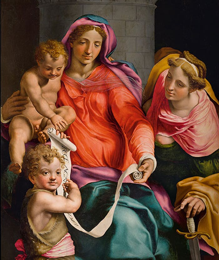 New acquisitions of the Uffizi Galleries at the Biennial International Antiques Fair