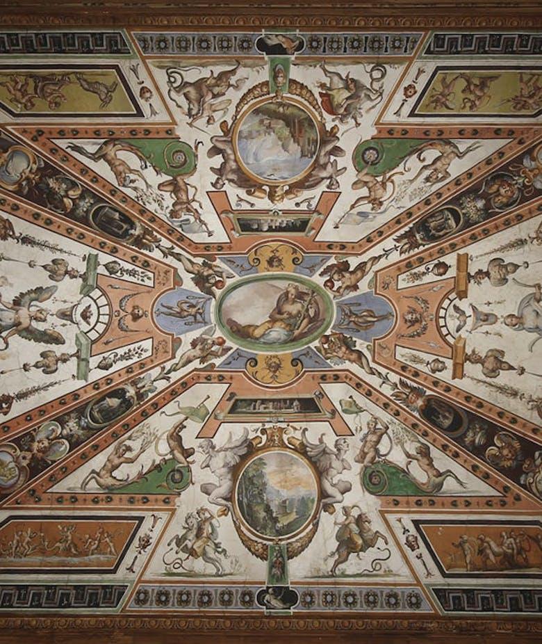 Domenica 1 marzo scopri le Grottesche degli Uffizi