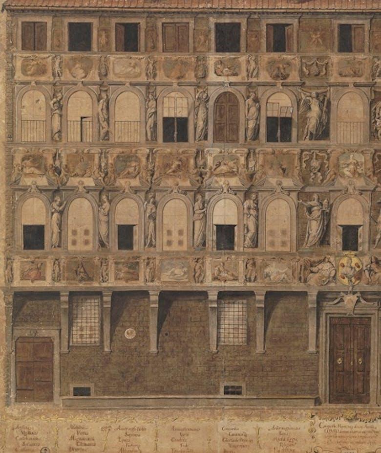 Gallerie ideali, gallerie poetiche e gallerie principesche nella Firenze di Cosimo II